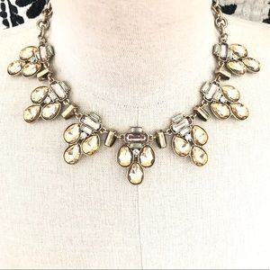 NEIMEN MARCUS by Lee Angel Statement necklace NWT